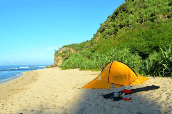 camp pantai sanglen