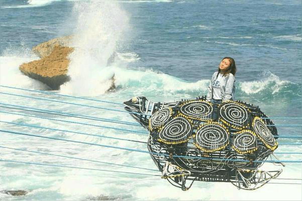 gondola pantai jogan