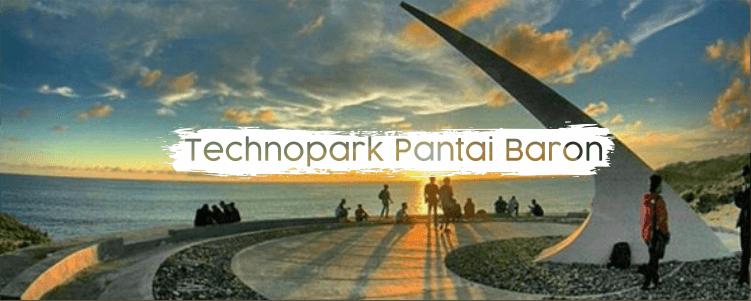 Pantai Baron Technopark Gunungkidul
